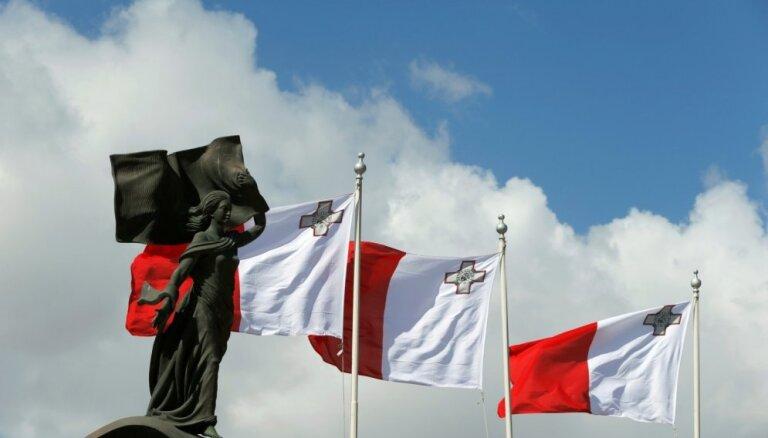 Maltai pēc 'Moneyval' novērtējuma draud iekļūšana 'melnajā sarakstā'