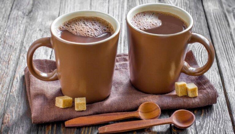 Самый полезный продукт зимой — какао
