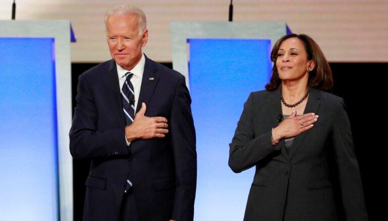 Байден номинировал афроамериканку на пост вице-президента