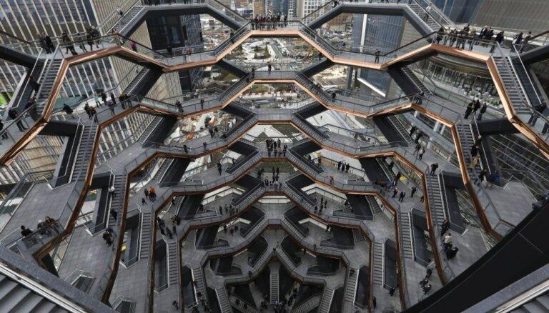 Kāpnes uz nekurieni – Ņujorkā atklāts interesants tūrisma objekts