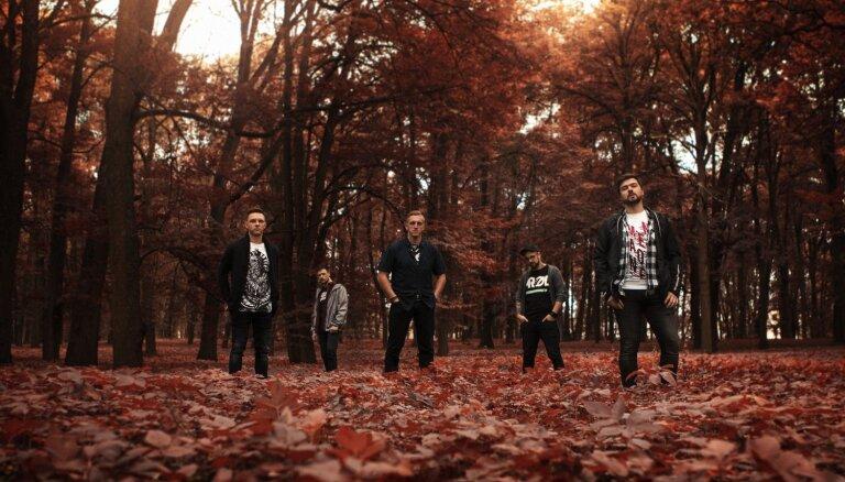 Pašmāju alternatīvā metāla grupa 'Harta' laiž klajā debijas albumu