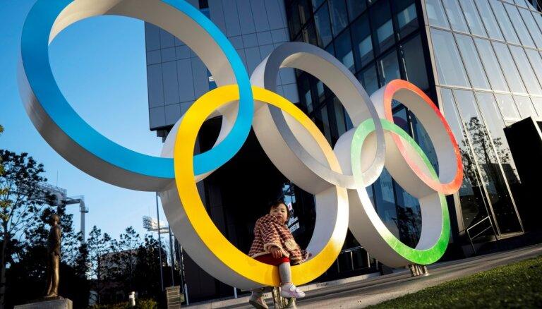 Latvijas sportisti sāk aktīvu cīņu par ceļazīmēm uz Tokijas olimpiskajām spēlēm