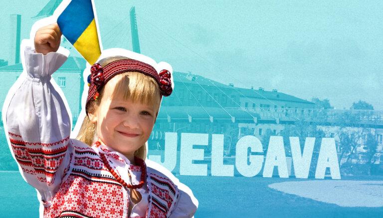 Борщ, дружба, жвачка. Как политика поссорила елгавских украинцев
