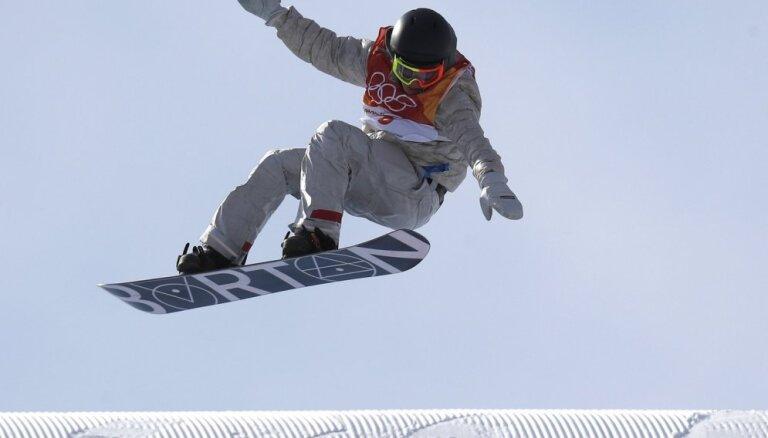 Amerikāņu pusaudzis atnes ASV pirmo Phjončhanas olimpisko spēļu zelta medaļu