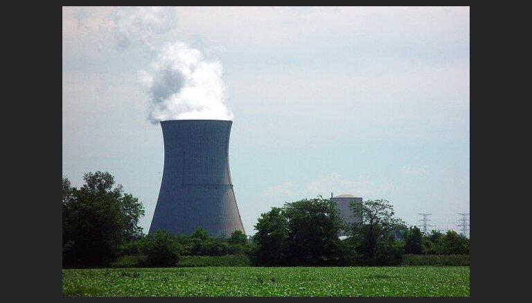 Lielbritānijas kodolobjektus apdraud klimata izmaiņas