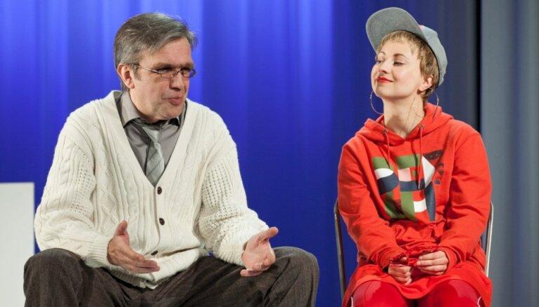 Liepājas teātris ar izrādi 'Mīlestības neprāts' viesosies Ogrē un Bauskā