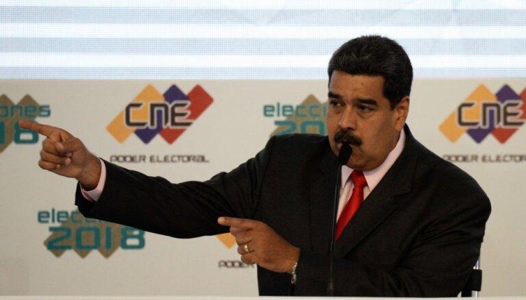 ЕС рассмотрит возможность санкций в отношении Венесуэлы