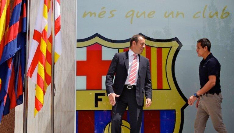 """Экс-президент """"Барселоны"""" арестован за отмывание денег"""