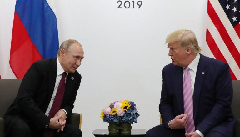 Трамп надеется на подписание нового ядерного соглашения с Россией и Китаем