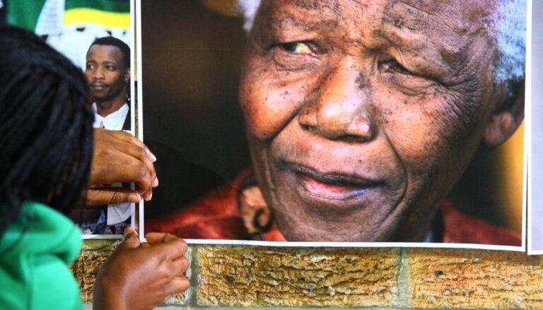 ЦРУ было причастно к аресту Нельсона Манделы в ЮАР