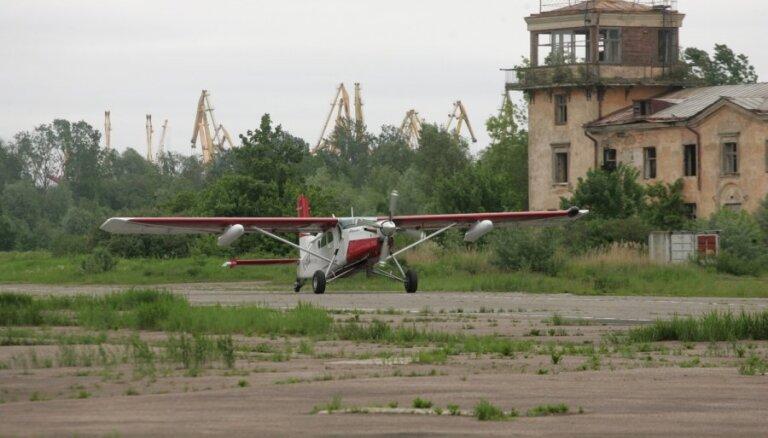 Rīgas dome segs Spilves lidlauka 57 tūkstošu eiro parādu