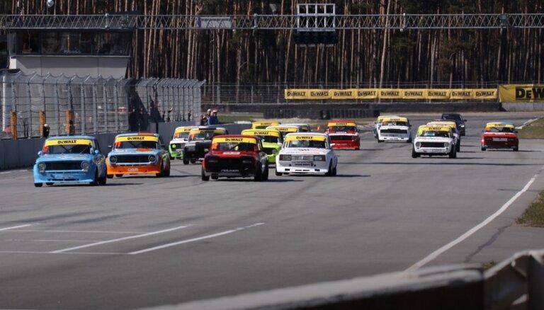 Latvijas autošosejas čempionāts pēc vairāku gadu pārtraukuma notiks Biķernieku trases ovālā