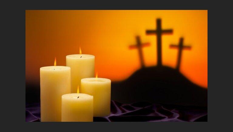С понедельника у православных началась Страстная неделя