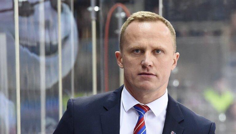 Artis Ābols kļuvis par Ankipāna palīgu Rīgas 'Dinamo' komandā