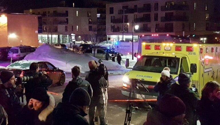 Kvebekas mošejas uzbrucējam piespriests mūža ieslodzījums