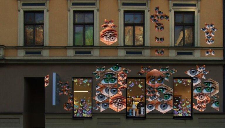 Optikas studija veidos gaismas stāstu 'Rīgas acumirkļi'