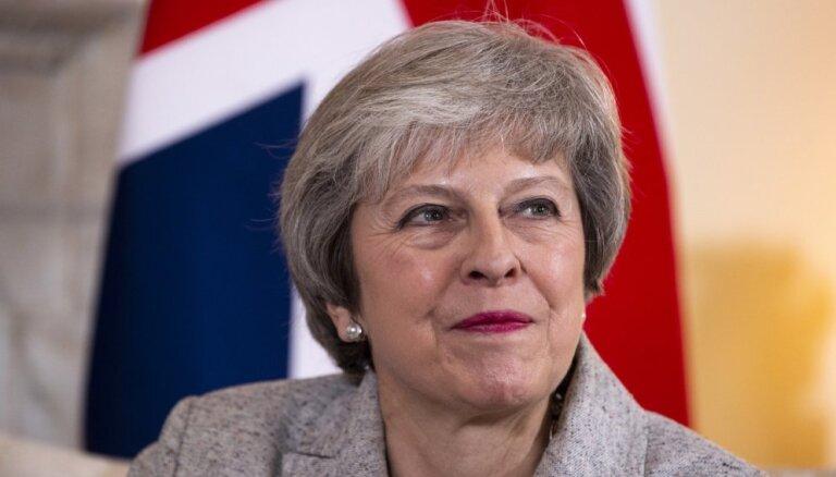 Meja noraida vēl viena 'Brexit' referenduma iespējamību