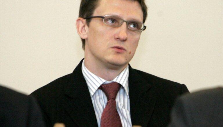 Digitālās TV lietā apsūdzēto Liepnieku vēlas administratīvi sodīt par necieņu pret tiesu