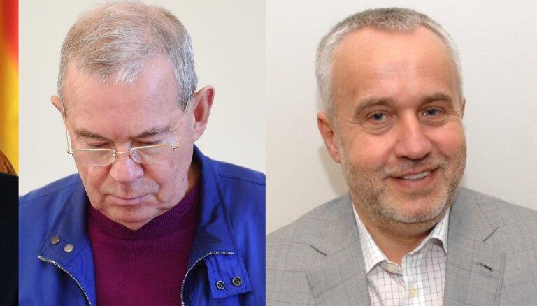 Что принадлежит олигархам Шкеле, Шлесерсу и Лембергсу: о чем пишут латышские таблоиды