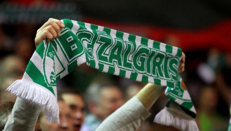 'Žalgiris' basketbolistiem otrā uzvara Lietuvas čempionāta finālsērijā
