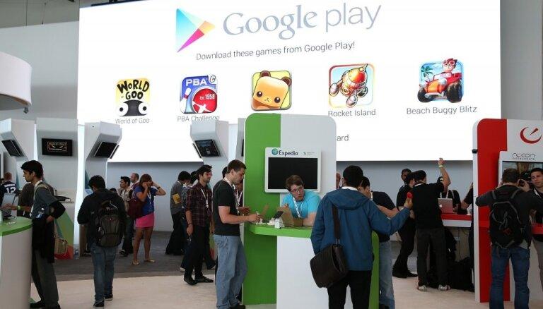PTAC aicina uzlabot 'Apple' un 'Google' lietotņu veikalus saistībā ar datu lietošanu