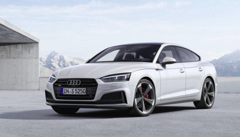 Jaunais 'Audi S5' benzīna dzinēju nomainījis uz dīzeļmotoru