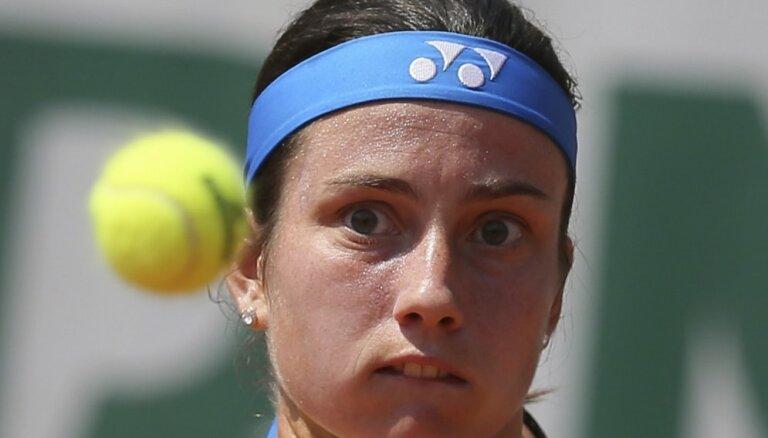 Sevastova kandidē uz WTA oktobra izlaušanās balvu