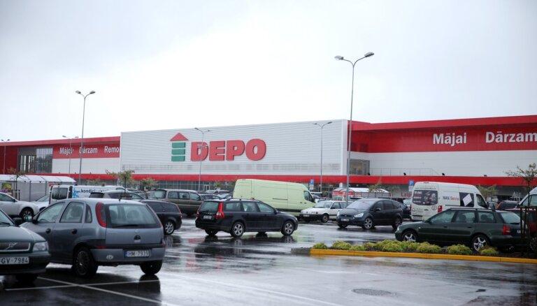 Rīgā plāno būvēt jaunu 'Depo' veikalu