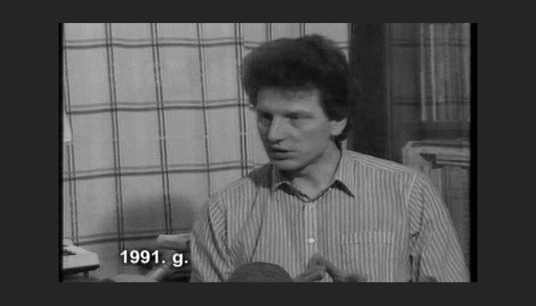 Īvāns par to, kas sabrucis vairāk: mūsu saimniecība vai gars, 1991.g.