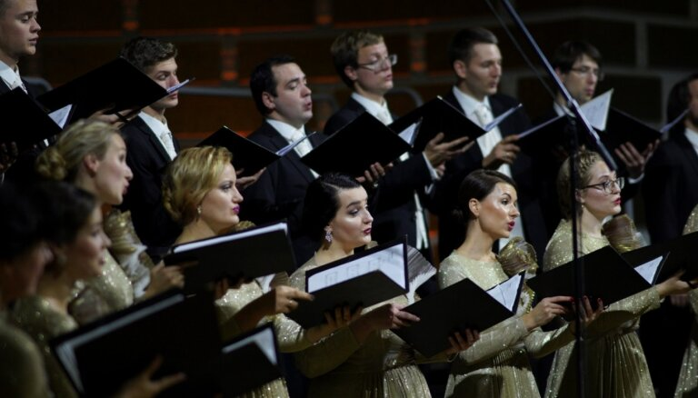 18. novembrī būs iespēja noskatīties kora 'Ave Sol' koncertu 'Brīvības atziņas'