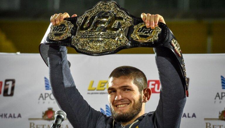 Хабиб Нурмагомедов заявил о готовности разорвать контракт с UFC