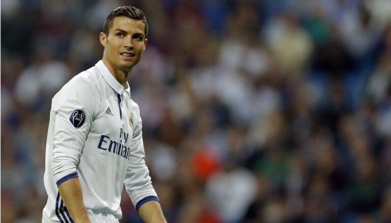Krištianu Ronaldu: Vēlos pārrakstīt 'Juventus' vēsturi