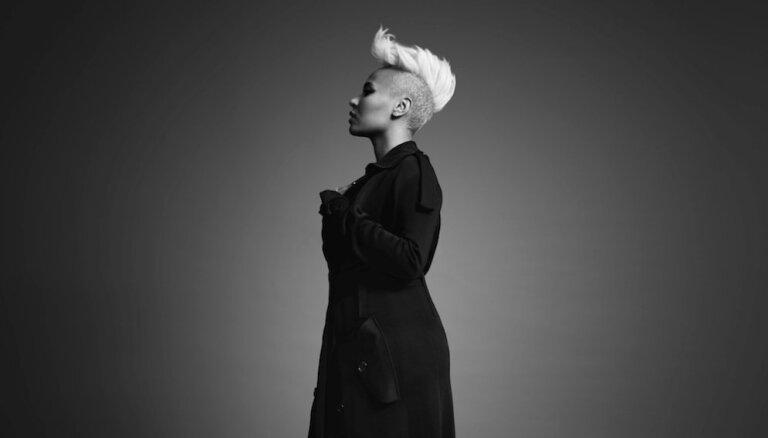 'Palladium' uzstāsies emocionālā soulmūzikas dīva Emelija Sandē