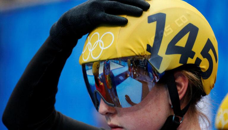 27 gadu vecumā mirusi nīderlandiešu pasaules čempione šorttrekā Lara van Rejvena