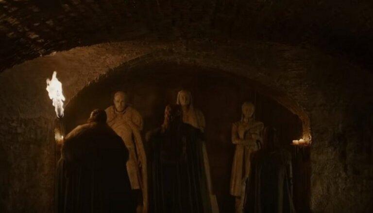 """ВИДЕО: Названа дата премьеры последнего сезона """"Игры престолов"""""""