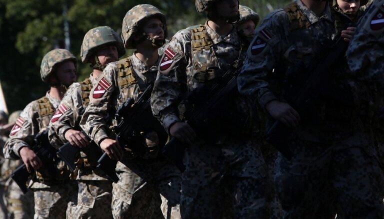 Nākamnedēļ Vidzemē plašās starptautiskās mācībās piedalīsies ap 3000 karavīru