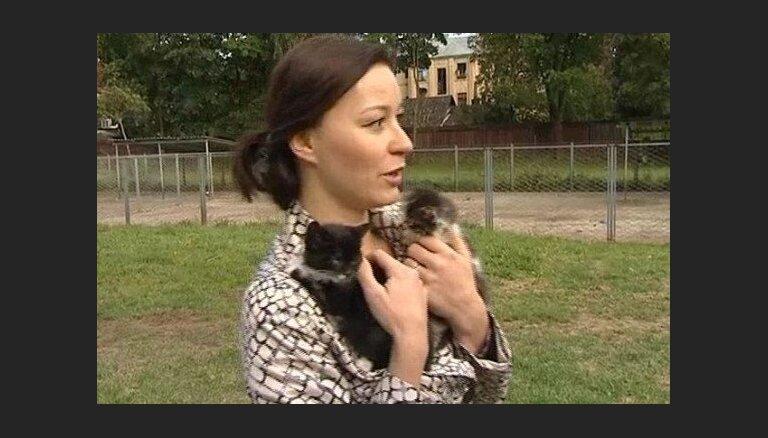 Kuriem dzīvniekiem dod priekšroku Marija Naumova?