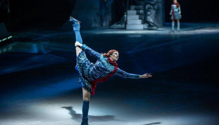 Visā pasaulē iemīļotais cirks 'Cirque du Soleil' ir ieradies Rīgā