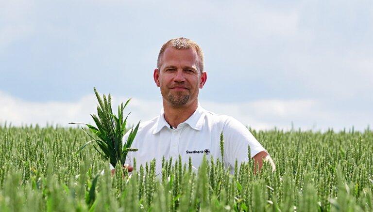 Raimonds Miltiņš: Jaunās tehnoloģijas lauksaimniecībā = domāšanas maiņa