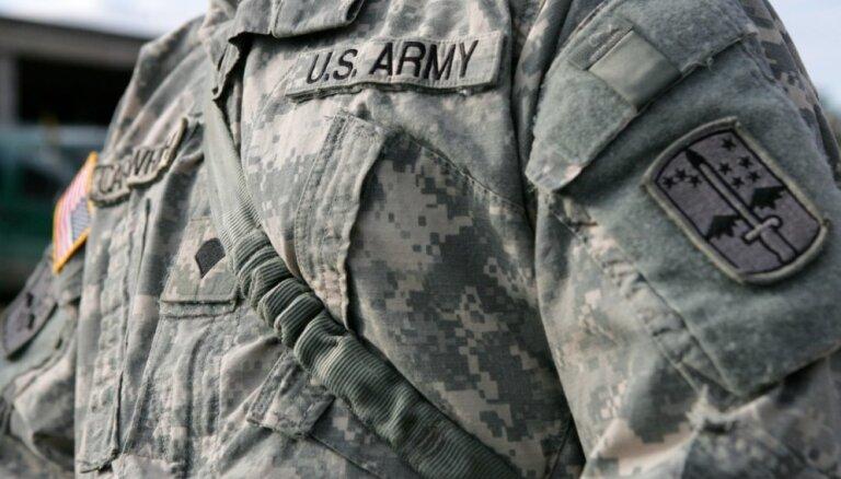 ASV armija atceļ aizliegumu dienēt transpersonām