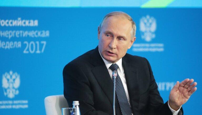 """ВИДЕО: Путин раскритиковал президента """"Зенита"""""""