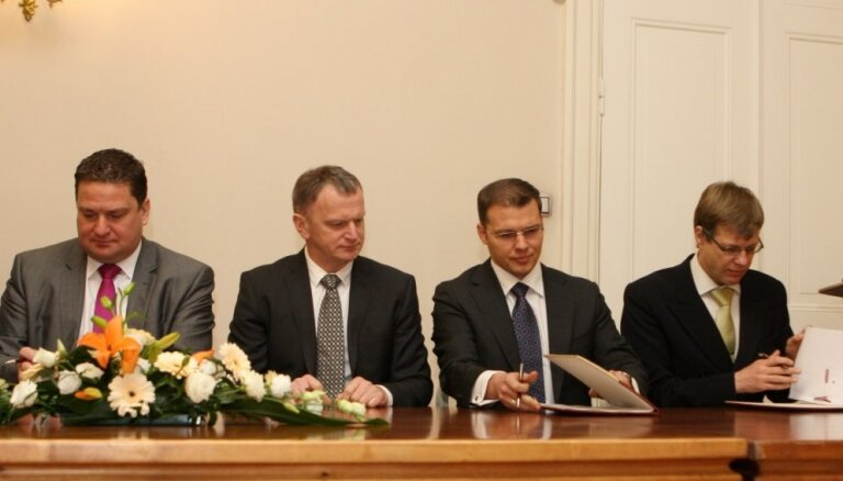 Koalīcija vēl nav vienojusies par atsevišķu resursu ministriju sadali