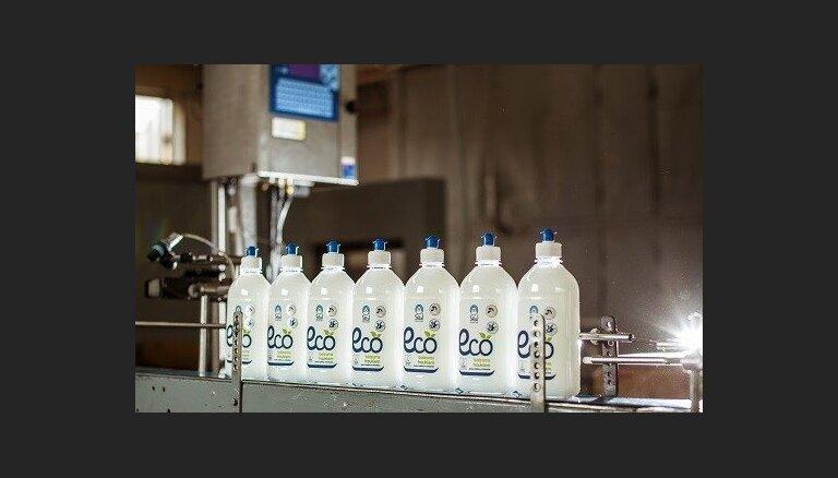 Sadzīves ķīmijas ražotāja 'Spodrība' apgrozījums pērn samazinājies par 6,3%