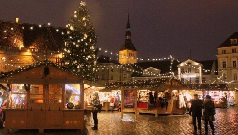 Tallina Ziemassvētkos: vai vērts braukt?