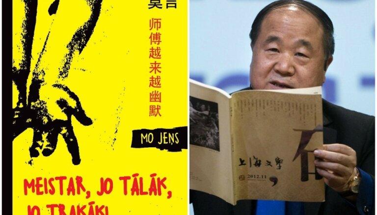 Izdots Nobela prēmijas laureāta Mo Jena stāstu krājums 'Meistar, jo tālāk, jo trakāk'