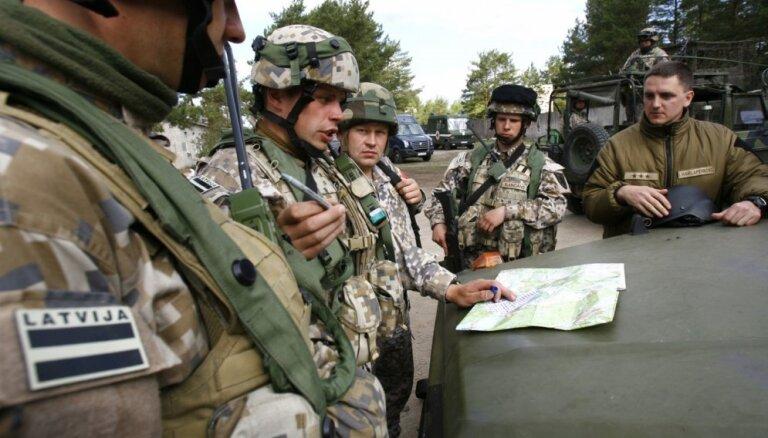 Все шестеро латвийских солдат останутся в Ираке до 2022 года