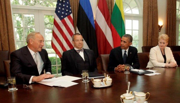 Обама: страны Балтии пример для государств, которые хотят быть успешными