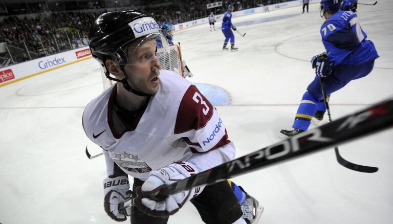 Karjeru noslēdzis Latvijas izlases vērtība Arvīds Reķis