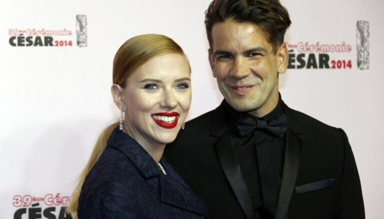 СМИ: Скарлетт Йоханссон рассталась с мужем