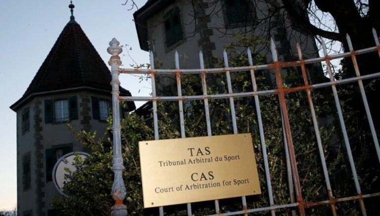 Федерация легкой атлетики России обратилась в CAS с просьбой
